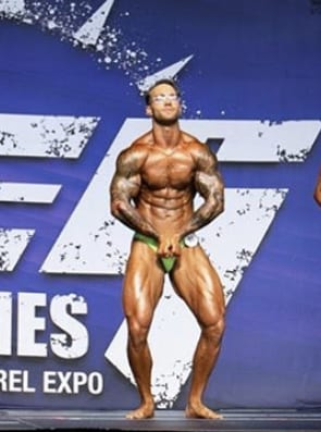 Contest Prep and Posing Coaching